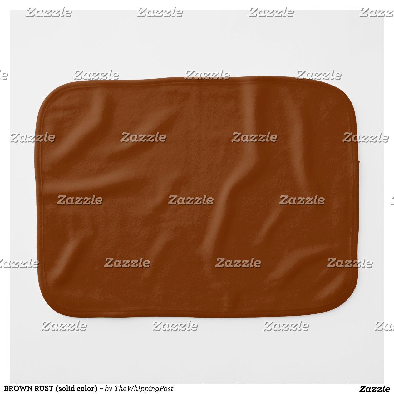 how to make cloth rust