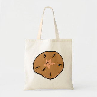 Brown Sand Dollar Bags