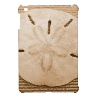 Brown Sand Dollar iPad Mini Cases