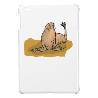 Brown Seal iPad Mini Case