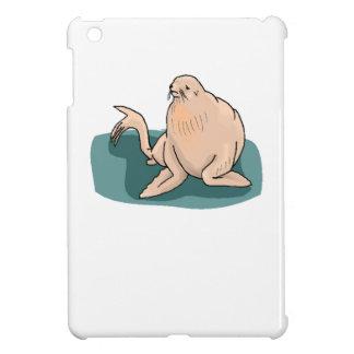 Brown Seal iPad Mini Cover