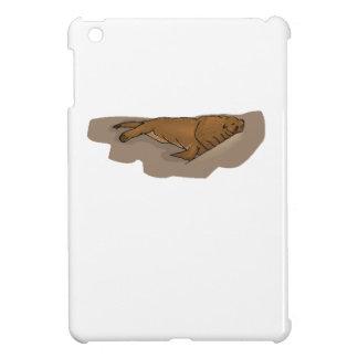 Brown Seal iPad Mini Covers