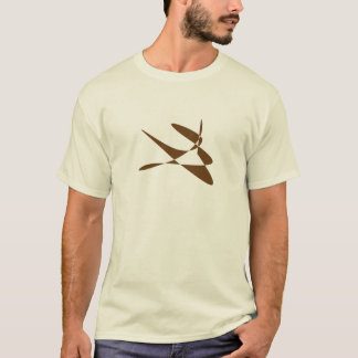 brown shrub - Brown bush T-Shirt