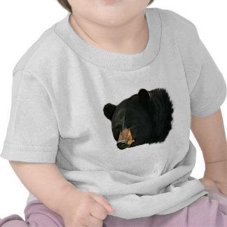 Brown sospechó el oso camiseta