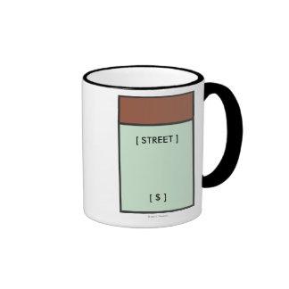 Brown Space Coffee Mug