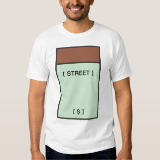 Brown Space T-shirt