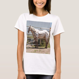 Brown spotted Appaloosa horse T-Shirt