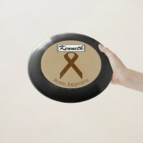 Brown Standard Ribbon by Kenneth Yoncich Wham-O Frisbee