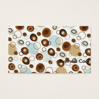 Brown Suds Business Card