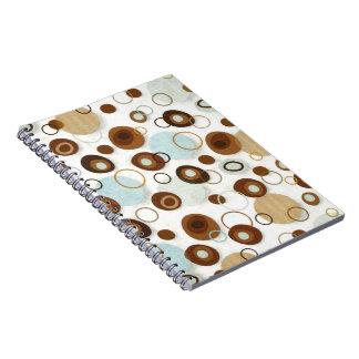 Brown Suds Spiral Notebook
