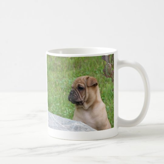 Brown Sugar Pup Coffee Mug