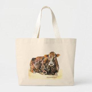 brown swift tote bag