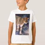 Brown Swiss Calf Kids Tshirt