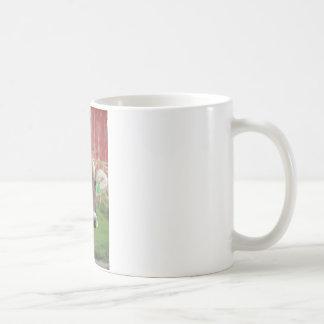 Brown Swiss Cow Classic White Coffee Mug