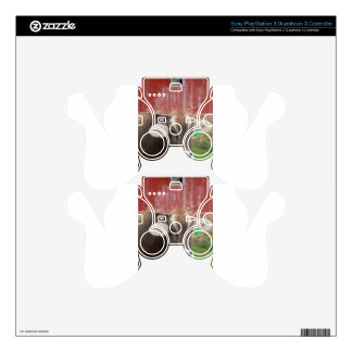 Brown Swiss Cow PS3 Controller Decal