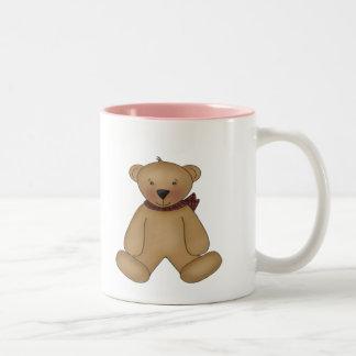 Brown Teddy Bear Mug