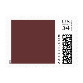 Brown Template Stamp
