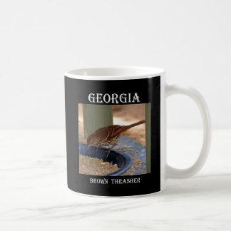 Brown Thrasher (Georgia) Coffee Mug