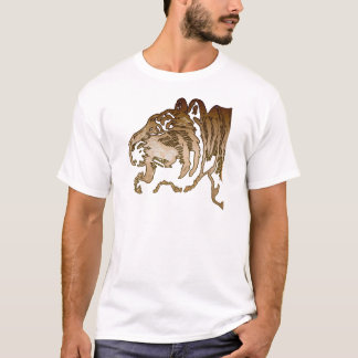 Brown Tiger T-Shirt