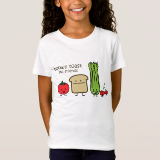 Brown Toast and Friends T-Shirt