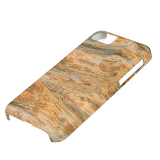 Brown Tones Natural Tree Bark Pattern Texture Cover For iPhone 5C