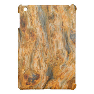 Brown Tones Natural Tree Bark Pern Cover For The iPad Mini