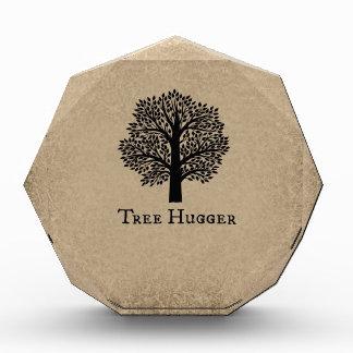 Brown Tree Hugger Award