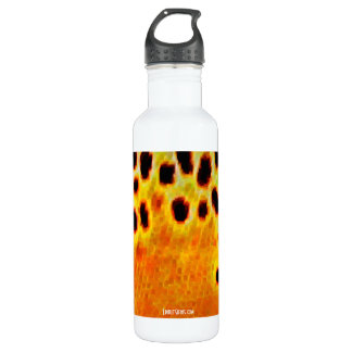 Brown Trout - Aluminum Stainless Steel Water Bottle