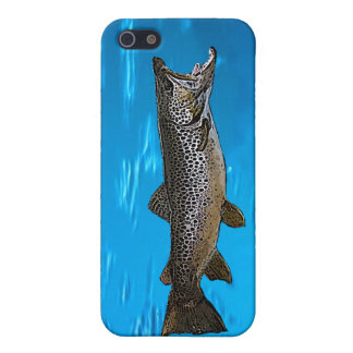 Brown Trout Case For iPhone SE/5/5s