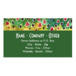Brown Trout Fishing Business Card Templates