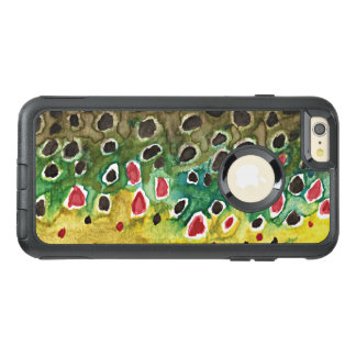 Brown Trout Fishing, Ichthyology OtterBox iPhone 6/6s Plus Case