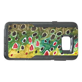 Brown Trout Fishing, Ichthyology OtterBox Samsung Note 5 Case