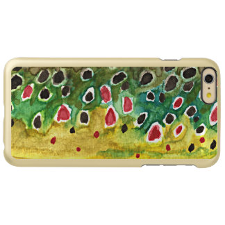 Brown Trout Fishing Incipio Feather® Shine iPhone 6 Plus Case