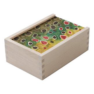 Fly fishing gift boxes keepsake boxes zazzle for Fishing gift box