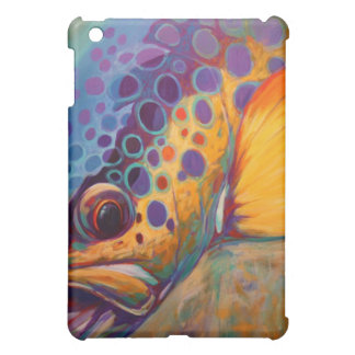 Brown Trout, Fly Fishing I-Pad Case iPad Mini Case