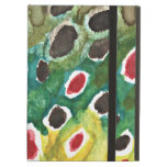 Brown Trout Fly Fishing iPad Folio Cases