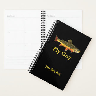 Brown Trout Fly Fishing Planner
