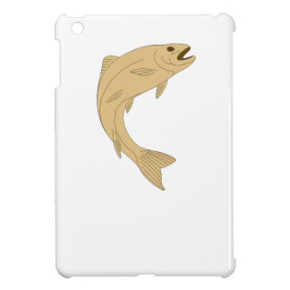 Brown Trout iPad Mini Covers