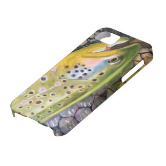 Brown Trout iPhone 5/5S Case