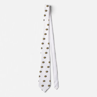 Brown Trout (oval logo) Neck Tie