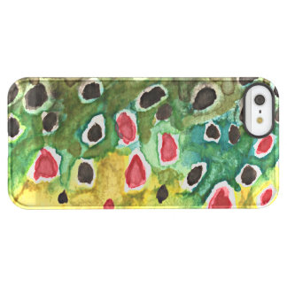 Brown Trout Permafrost® iPhone SE/5/5s Case