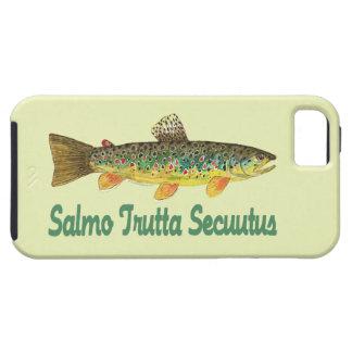 Brown Trout Persuer iPhone SE/5/5s Case