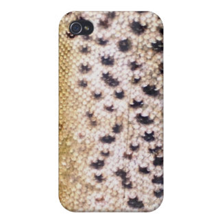 Brown Trout Scales iPhone 4/4S Cover