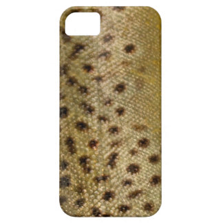 Brown Trout Scales iPhone SE/5/5s Case