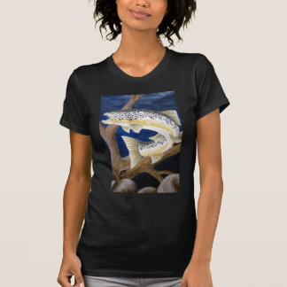 Brown Trout T Shirt