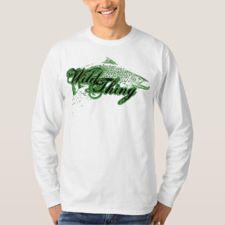 Brown Trout Wild Thing T-Shirt