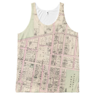 Brown University All-Over Print Tank Top
