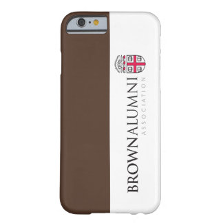 Brown University Alumni Barely There iPhone 6 Case