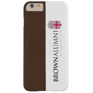 Brown University Alumni Barely There iPhone 6 Plus Case