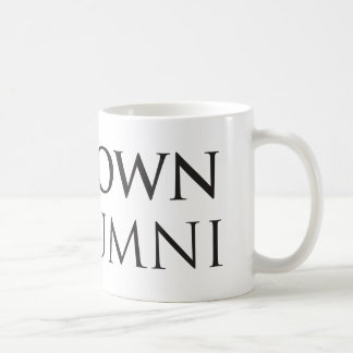 Brown University Alumni Coffee Mug
